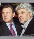 С Вячеславом Добрыниным