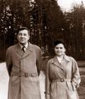 Родители: Валерьян Андреевич и приемная мама Марина Михайловна