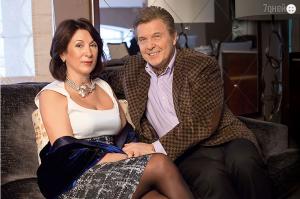 Жена Льва Лещенко  «Я очень хотела детей, мечтала о полноценной семье» - 7Дней.ру
