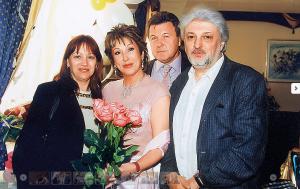 Жена Льва Лещенко  «Я очень хотела детей, мечтала о полноценной семье» - 7Дней.ру (7)